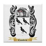 Cambrin Tile Coaster
