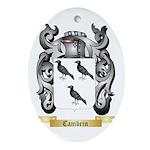 Cambrin Ornament (Oval)