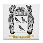 Cambrillon Tile Coaster