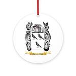 Cambrillon Ornament (Round)