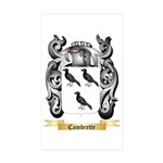 Cambrette Sticker (Rectangle 10 pk)