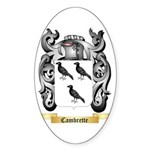 Cambrette Sticker (Oval 10 pk)