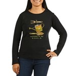 Garden Tools Women's Long Sleeve Dark T-Shirt