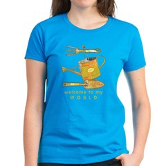 Garden Tools Women's Dark T-Shirt