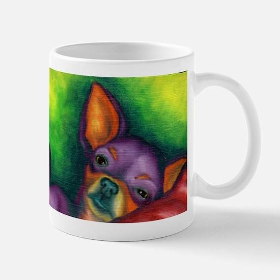 Lazy Chihuahua Mug