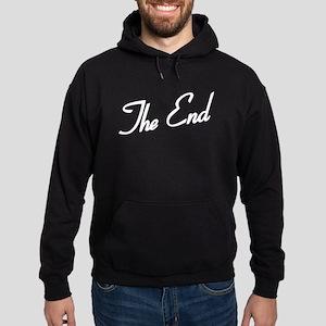 The End Hoodie (dark)