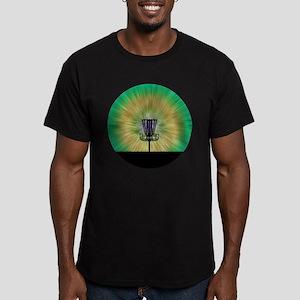 Tie Dye Disc Golf Basket T-Shirt
