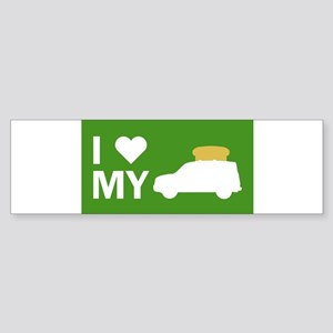 Toaster Sticker Bumper Sticker