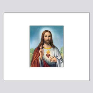 Sacred Heart of Jesus Small Poster