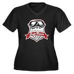 CCR_Logo_Transparent Plus Size T-Shirt