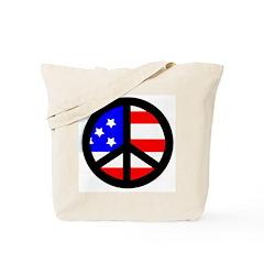 Hippy Tote Bag