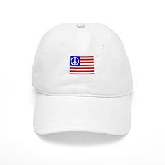 PeaceFlag Baseball Cap