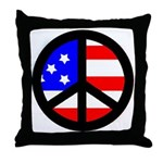 Hippy Throw Pillow