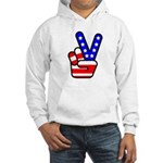 PeaceHand Hooded Sweatshirt