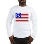 PeaceFlag Long Sleeve T-Shirt