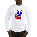 PeaceHand Long Sleeve T-Shirt
