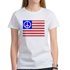 PeaceFlag Women's T-Shirt