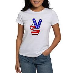 PeaceHand Women's T-Shirt