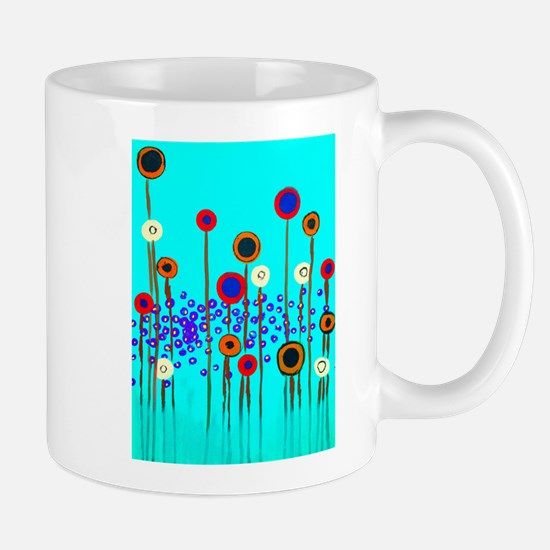 Field of Poppies Mug