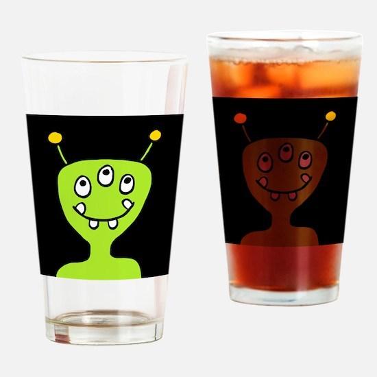 'Alien' Drinking Glass