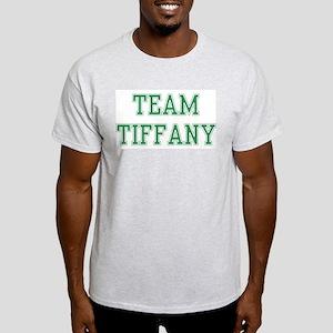 TEAM TIFFANY  Ash Grey T-Shirt
