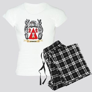 Enrico Coat of Arms - Family Crest Pajamas
