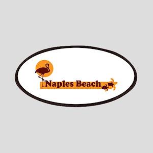 Naples Beach - Beach Design. Patches