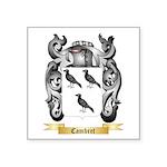 Cambret Square Sticker 3