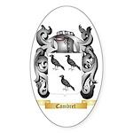 Cambret Sticker (Oval 10 pk)