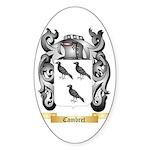 Cambret Sticker (Oval 50 pk)