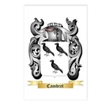 Cambret Postcards (Package of 8)