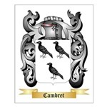Cambret Small Poster