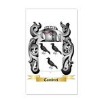 Cambret 35x21 Wall Decal