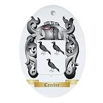 Cambre Ornament (Oval)