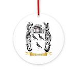 Cambre Ornament (Round)