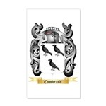 Cambrand 20x12 Wall Decal