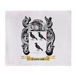 Cambrand Throw Blanket