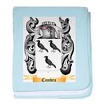 Cambra baby blanket
