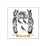 Cambra Square Sticker 3