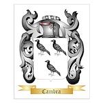 Cambra Small Poster