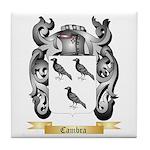Cambra Tile Coaster