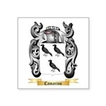 Camarino Square Sticker 3