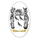 Camarino Sticker (Oval)