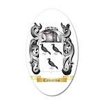 Camarino 35x21 Oval Wall Decal