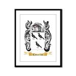 Camarino Framed Panel Print