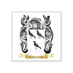 Camarinho Square Sticker 3