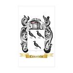 Camarinho Sticker (Rectangle 50 pk)