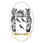 Camarinho Sticker (Oval 50 pk)