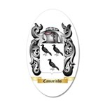 Camarinho 35x21 Oval Wall Decal