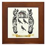 Camarinho Framed Tile